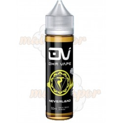 OHM VAPE NEVERLAND 50ML