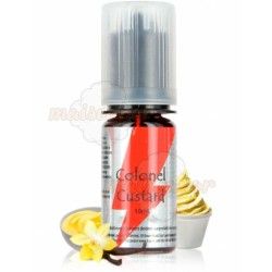 COLONEL CUSTARD 10ML TJUICE