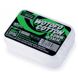 WOTOFO COTTON PACK 10