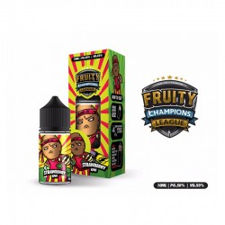 Fruity Champions League - Strawberry Kiwi 30ML DIY