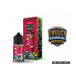 Fruity Champions League - Double Strawberry 30ML DIY