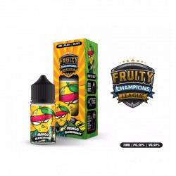 Fruity Champions League - Mango Blackcurrant 30ML DIY