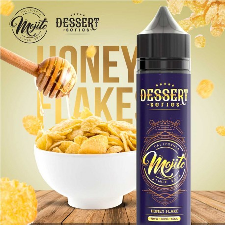 Mojito Honey Flakes 60ml Shortfill