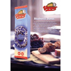 Vapefast Blueberry Donut 60ml Shortfill