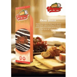 Vapefast Oreo Donut 60ml Shortfill
