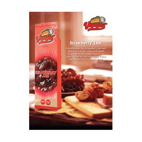 Vapefast Strawberry Jam 60ml Shortfill