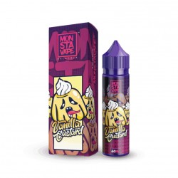 Monsta vape Vanilla Custard 60ml Shortfill