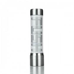 Fush Semi-Mech Mod Acrohm Silver