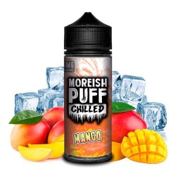 Moreish Puff Chilled mango 100ml