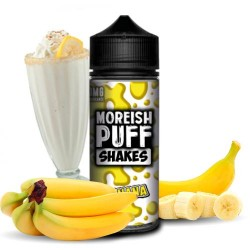 Moreish Puff Shake Banana 100ml