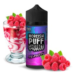 Moresih Puff Sherbet Raspberry 100ml