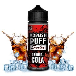 Moreish Puff Soda original cola 100ml