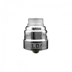 Reload S RDA 24mm Silver