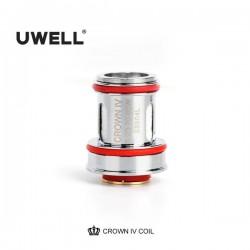 Coil Crown IV UN2 Mesh 0.23ohm SS904L