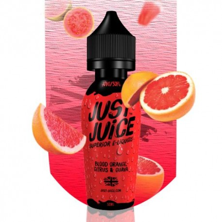 Just Juice Blood Orange Citrus Guava 50ml