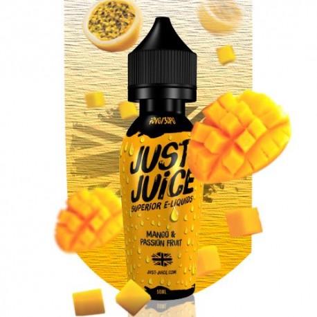 Just Juice Mango Passion Fruit 50ml