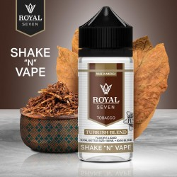 Royal Seven By Halo Turkish Blend 50/50 50ml