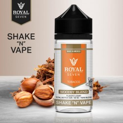 Royal Seven By Halo Woodsy Blend 50/50 50ml