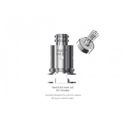 Coil Nord Mesh 0.6ohm