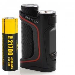 Istick Pico S + bateria 4000Mah Black