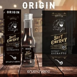 EnjoySvapo Soft Cherry by Il Santone dello Svapo - Origin - 20ml