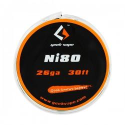 NI80 26Ga Geekvape