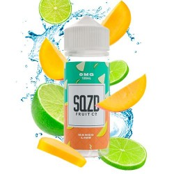 SQZD Fruit Co Mango Lime 100ml