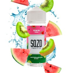SQZD Fruit Co Watermelon Kiwi 100ml