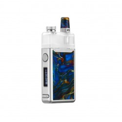 Orchid Pod 950 mah Resin Blue