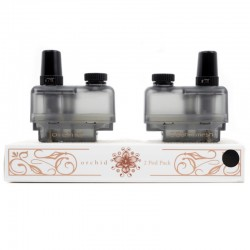 Pack cartucho Orchid Vape Black