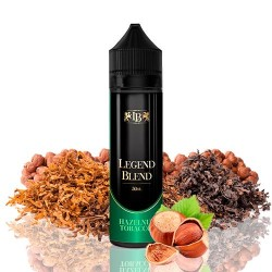 Legends Blend Hazelnut Tobacco 50ml