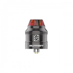 Mutant RDA 1.2ml 25mm Vandy Vape: Gun Metal
