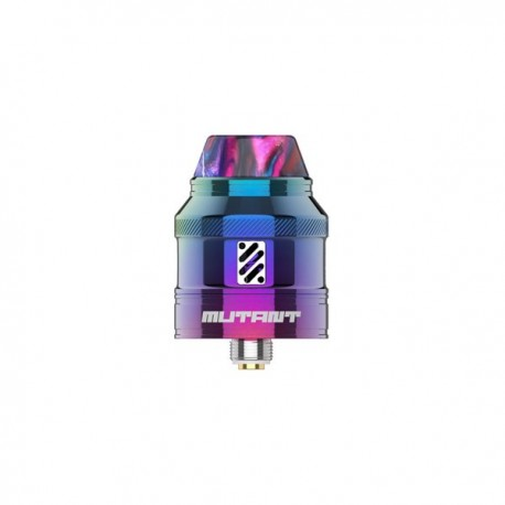 Mutant RDA 1.2ml 25mm Vandy Vape: Rainbow