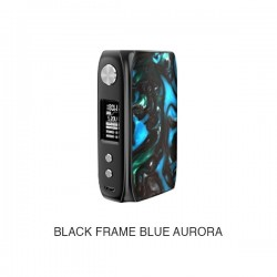 Box Shogun Univ 180W IJoy Black Frame Blue Aurora