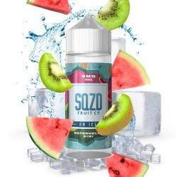 SQZD Fruit Co Watermelon Kiwi On Ice 100ml