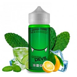 Green Devil 90ml Shortfill