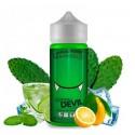 Green Devil 90ml Shortfill