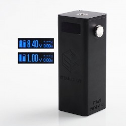 Titan PWM Mod 300w Steam Crave Black