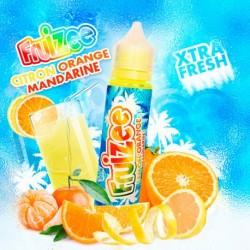 Citron Orange Mandarine 0mg 50ml Fruizee