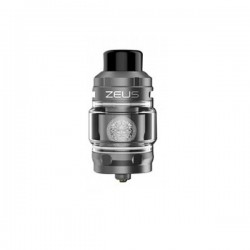 Zeus Sub Ohm Tank 5ml 26mm Gun Metal