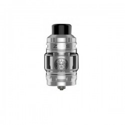 Zeus Sub Ohm Tank 5ml 26mm Silver