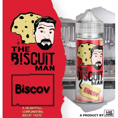 The Biscuit Man - Biscov - 100ml