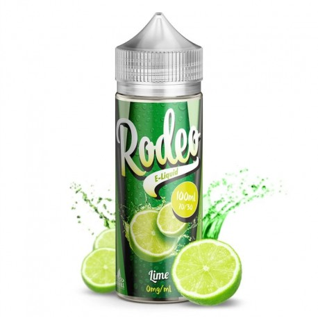Rodeo Lime Short Fill - 100ml