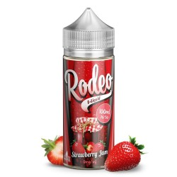 Rodeo Strawberry Jam Short Fill - 100ml