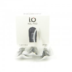 Pack cartuchos I.O Pod 0,8 ml (3 uni)