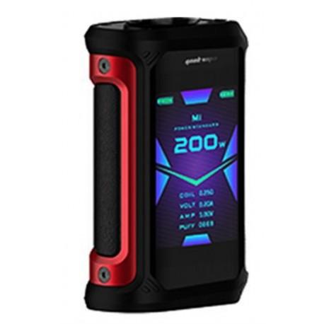 Box Aegis X 200W Geekvape Red Black