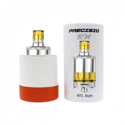 Precisio MTL Pure RTA 2.7ml 22mm -BD Vape