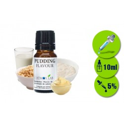 Atomos Lab Pudding 10ml DIY
