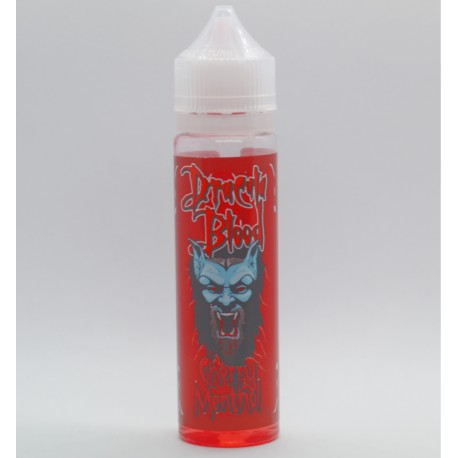 Dracula Blood - Cherry Menthol - 50ml Shortfill