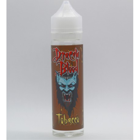 Dracula Blood - Tobacco- 50ml Shortfill